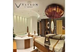 Veyron Hotel Spa'dan Rahatlamanızı ve Yorgunluğunuzu Atmanızı Sağlayacak Seçenekli Masaj Uygulamaları