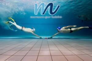 Marmara Spor Kulübü'nden Acıbadem Doğuş Üniversitesi Kapalı Yüzme Havuzunda Sualtı Hokeyi Eğitimi