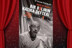 Genco Erkal'ın Sahnelediği Çarpıcı Hikaye 'Bir Delinin Hatıra Defteri' Adlı Oyun İçin Tiyatro Bileti