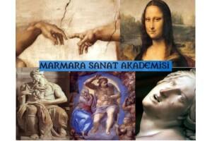 Marmara Sanat Akademisi'nde Muhteşem Görseller Eşliğinde Sanat Tarihi Workshop Atölyesi