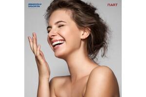 Anadolu Sigorta'dan Gülümseten Paket Sigortası Altın Diş Paketi 'Dolgu Hediyesi' İle