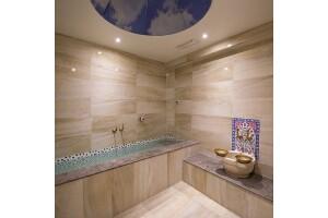 Bursa Çekirge Ruba Palace Thermal Hotel'de 2 Kişilik VIP Aile Hamamı
