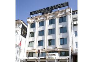 Bursa Çekirge Ruba Palace Thermal Hotel'de 2 Kişilik Kahvaltı Dahil Konaklama + 1 Saat Termal VIP Aile Banyosu Kullanımı