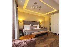 Hotel Morione Karaköy'de Çift Kişilik 1 Gece Konaklama