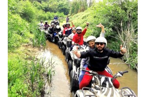 Zebra Atv & Safari'den Macera Dolu Bir Gün Geçirmek İsteyenler İçin Şile'de Keyif Dolu Atv Turu
