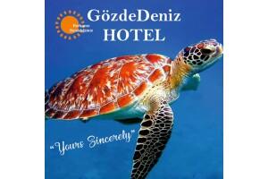 Bodrum Gözde Deniz Otel'de Bayramlarda Geçerli Çift Kişilik Konaklama