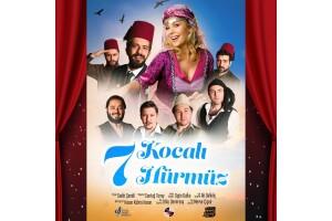 Dev Kadro İle 7 Kocalı Hürmüz Tiyatro Oyununa Bilet