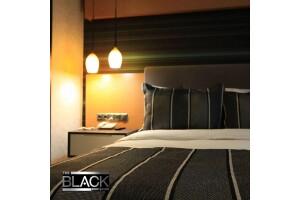 Eskişehir The Black Hotel'de Tek veya Çift Kişilik Konaklama Seçenekleri