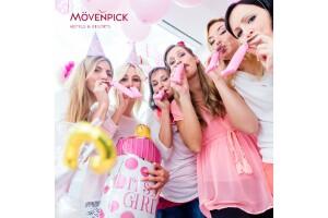 Mövenpick Hotel Istanbul Golden Horn'da Doğum Günü ve Baby Shower Organizasyonları