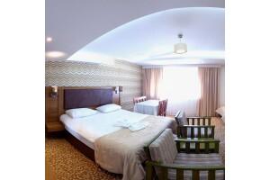 Grand As Hotel'de Kahvaltı Dahil 1 Gece Konforlu Konaklama