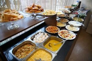 Hera Montagna Hotel'de Leziz Kahvaltı Menüleri