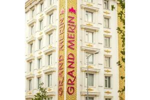 Grand Merin Hotel'de Konfor Dolu Çift Kişilik Kahvaltı Dahil Konaklama