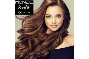 Monde Kuaförden A'dan Z'ye Saç Güzellik Paketleri + Saç Kaynak + Gelin Paketleri
