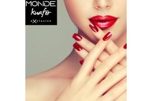 Monde Exclusive Kozyatağı'nda El, Ayak Bakımı ve Cilt Bakımı Uygulamaları