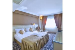 Grand Emin Hotel'de Konfor Dolu Tek veya Çift Kişilik Konaklama Keyfi