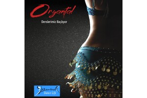 İstanbul Dance Life'ta 1 Aylık Zumba, Oryantal, Tango veya Stretching & Pilates Kursu