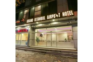 Grand İstanbul Airport Hotel'de Kahvaltı Dahil Çift Kişilik Konaklama