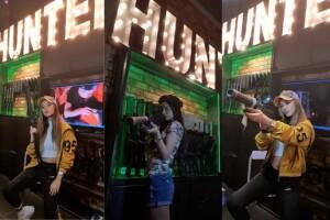 Isfanbul AVM Hunter Laserwar & Cafe'de Eğlence Dolu Laser Tag Oyunu