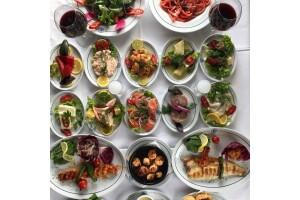 Kumkapı Hünkar Restaurant'da Fasıl ve Yerli İçecek Eşliğinde Enfes Yemek Menüleri