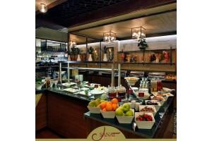 Sanat Pera Boutique Hotel'den Lezzet Dolu Açık Büfe Kahvaltı Keyfi