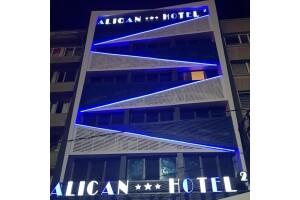 Alican 2 Otel'den Çift Kişilik Konfor Dolu Kahvaltı Dahil Konaklama