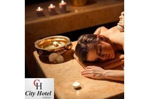 Adasu Spa City Hotel'den Kaslarınızı Rahatlatacak 1 veya 2 Kişi Seçenekli Klasik Masaj Paketi
