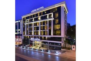 Vespia Hotel'de Tek veya Çift Kişilik 1 Gece Konaklama Seçenekleri