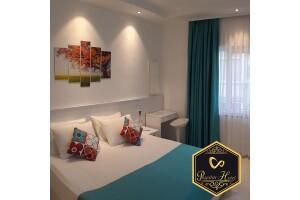 Şişli Payidar Suite Hotel'de Çift Kişilik Konfor Dolu Konaklama Seçenekleri