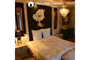 Ağva Villa Pine Garden Hotel'de Jakuzili veya Şömineli Odada Çift Kişilik Kahvaltı Dahil Konaklama Paketleri