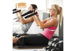Bunkai Health Fitness'tan Reformer Pilates