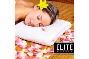 Elite Hotel Darıca Elam Spa'da Masaj Paketleri ve Spa Kullanımı