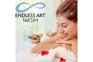 Aliss Spa Endless Art Taksim Hotel'de Masaj, Kese - Köpük & Islak Alan Keyfi