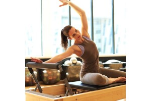Şişli Life-i Pilates'te Kadınlara Özel 1 Saat Reformer Pilates Dersi