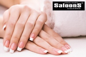 SaloonS Güzellik & Solaryum'dan Manikür - Pedikür & Kalıcı Oje & Tırnak Tedavisi Paketleri