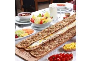 Hasırlı Konya Mutfağı Bahçeşehir Şubesinde 75 TL'lik Fix Menüyü 40 TL'ye Düşüren İndirim Çeki