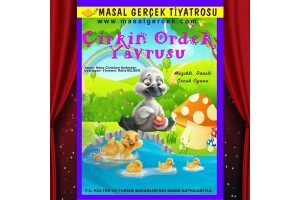 Çocukların Keyifle İzleyeceği 'Çirkin Ördek Yavrusu' Adlı Çocuk Tiyatro Oyununa Bilet