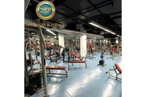 Dream Spa & Fitness Bh Conference & Airport Hotel'de 1 Aylık Fitness Üyeliği, Özel Ders, Masaj & SPA Kullanımı