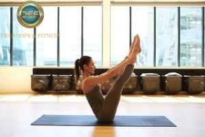 Dreamspa & Fitness, Bh Conference & Airport Hotel'de Pilates Özel Ders Uygulamaları