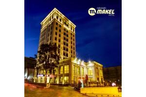 Grand Makel Hotel Topkapı'da Çift Kişilik Konaklama Seçenekleri
