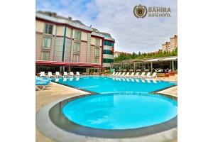 Beylikdüzü Bahira Suite Hotel'de Tek veya Çift Kişilik Konaklama Seçenekleri
