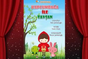 'Kaplumbağa İle Tavşan' Çocuk Oyununa Tiyatro Bileti