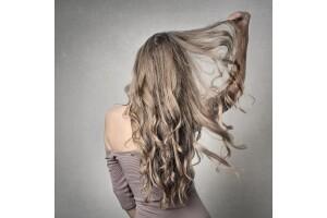 Salon Ay Saç Tasarım'dan 100 Adet Doğal, Platin, Ombreli Saç Mikro ve Boncuk Kaynak Uygulaması