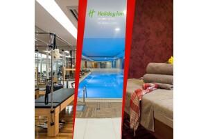 Holiday Inn Şişli Hotel Ni Thai Spa'da Tesis & Havuz Kullanımı