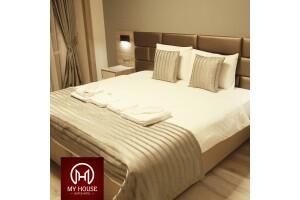 My House N5 Suites Hotel'in Suit Odalarında Çift veya Tek Kişilik Konaklama Seçenekleri