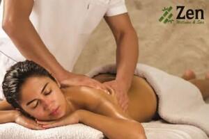 Life Express Zen Spa'da Kese Köpük, 50 Dakika Bali veya Relax Masajı Spa Kullanımı Dahil