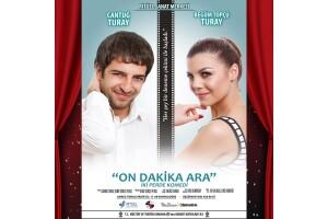 Cantuğ Turay ve Begüm Topçu Turay'ın Sahnelediği 'On Dakika Ara' Açık Hava Tiyatro Bileti