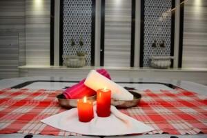 Hotel Ferro Lavinya Day Spa'dan Masaj, Tesis Kullanımı veya Peeling Uygulamaları