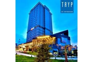 Tryp By Wyndham İstanbul Basın Express Otel'de Tek veya Çift Kişilik Konaklama Seçenekleri