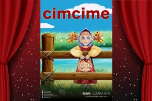'Cimcime' Çocuk Tiyatro Oyunu Bileti
