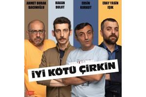 'İyi Kötü Çirkin' Tiyatro Oyunu Bileti